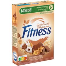 NESTLE Fitness Céréales au chocolat au lait 450g