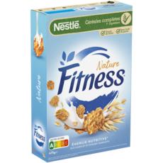 NESTLE Fitness Céréales complètes nature 475g