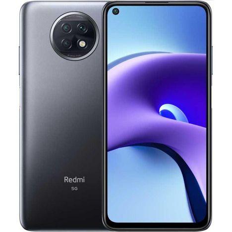 XIAOMI Smartphone Redmi Note 9T 64 Go  6.53 pouces  Noir  5G  Double Sim