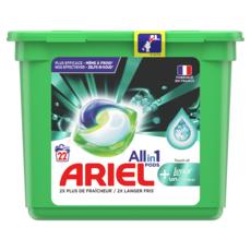 Ariel ARIEL Allin1 Pods + Unstoppables Lessive en capsules