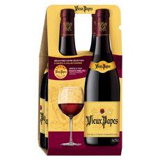 VIEUX PAPES Vin de l'Union Européenne Vieux Papes rouge 4x75cl