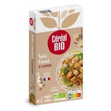 CEREAL BIO Tofu fumé à cuisiner 2 portions 200g