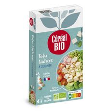 CEREAL BIO Tofu nature 2 portions 250g