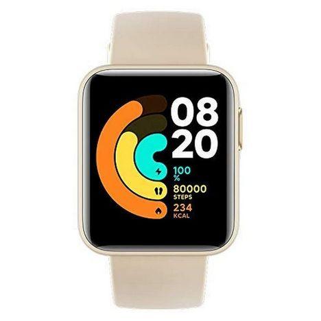 XIAOMI Montre connectée Mi Watch Lite - Blanc