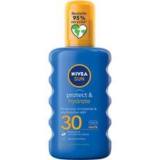 NIVEA SUN Spray solaire hydratant SPF30 200ml