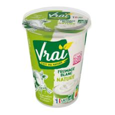 VRAI Fromage blanc bio 3,6% MG 500g