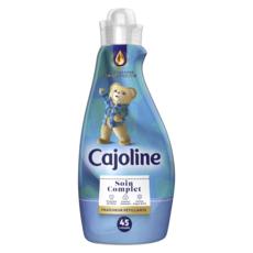 CAJOLINE Adoucissant fraîcheur pétillante 45 lavages 1,125ml