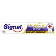 SIGNAL Integral 8 Dentifrice antibactérien 75ml