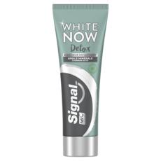 SIGNAL Dentifrice White Now détox blancheur et argile minérale 75ml