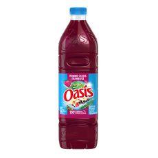 OASIS Boisson aux fruits saveur pomme cassis framboise 1l