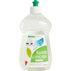 AUCHAN Liquide de rinçage lave-vaisselle 500ml
