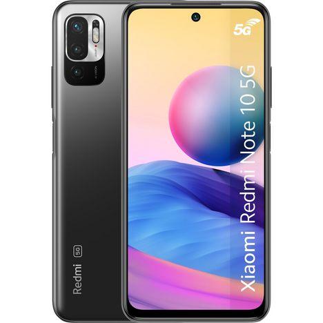 XIAOMI Smartphone Redmi Note 10 5G  64 Go  6.5 pouces  Gris  Double Sim