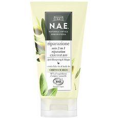 N.A.E Soin 2 en 1 réparation cheveux secs 150ml