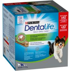 DENTALIFE Friandises en bâtonnets hygiène dentaire pour chien de 12 a 25kg 42 bâtonnets