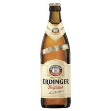 ERDINGER Bière blanche Weissbier  5,3% bouteille 50cl