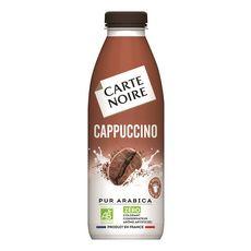 Carte Noire CARTE NOIRE Cappuccino café pur arabica bio prêt à boire