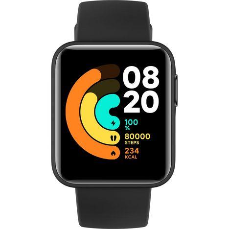 XIAOMI Montre connectée Mi Watch Lite - Noir