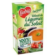 LIEBIG Pursoup' Velouté de légumes du soleil 100% ingrédients naturels 4 personnes 1l