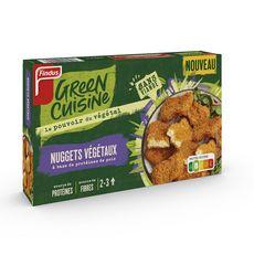 FINDUS Green Cuisine Nuggets végétaux 2-3 personnes 250g
