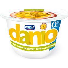 DANIO Yaourt protéiné 0% mg passion 150g