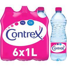 Contrex CONTREX Eau minérale naturelle plate