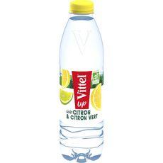 Vittel VITTEL UP Eau aromatisée citron citron vert bio