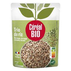 CÉRÉAL BIO Trio de riz bio 220g