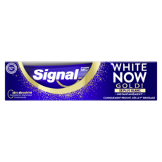 SIGNAL White Now Gold dentifrice blancheur instantané 75ml
