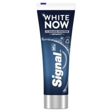 SIGNAL White Now dentifrice blancheur instantané dès le 1er brossage 75ml