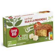 Céréal Bio CÉRÉAL BIO Croq' soja à la provençale sans viande sans conservateur