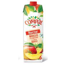 Compal COMPAL Nectar de mangue de Colombie brick