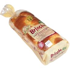 MALINE THOMAS Brioche tradition pur beurre en tranches épaisse 600g