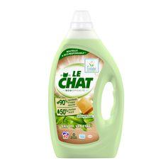 LE CHAT Lessive liquide eco efficacité au savon végétal 40 lavages 2l