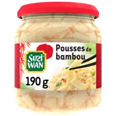 SUZI WAN Pousses de bambou  190g