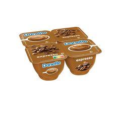 DANETTE Crème dessert café 4x125g