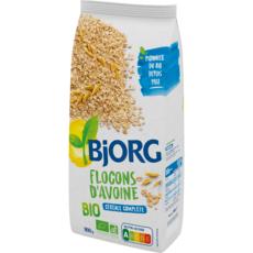 BJORG Flocons d'avoine bio 900g