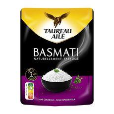 TAUREAU AILE Riz Basmati naturellement parfumé  250g