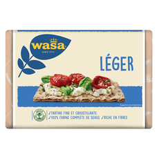 WASA Léger, tartine croustillante au seigle 270g