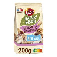 VICO Natur'&bon mélange de noix nobles non salé 200g
