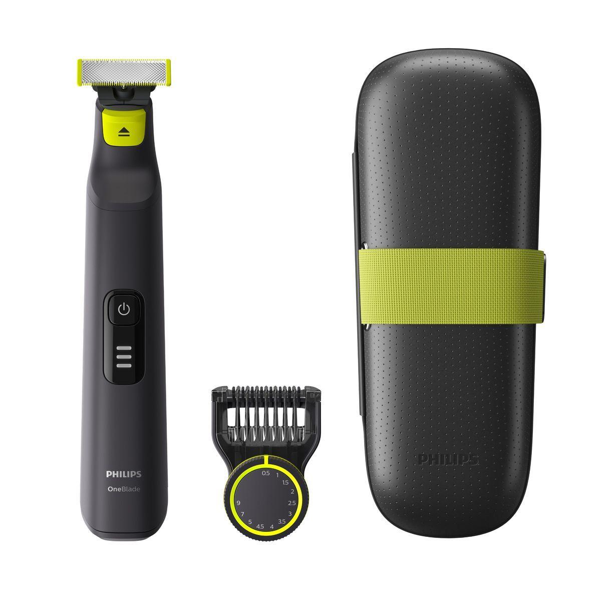 Tondeuse barbe QP6530/60 - Gris