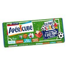 Apéricube APERICUBE Cubes de fromage apéritif Best Of des Saveurs