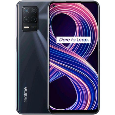 REALME Smartphone 8  5G  64 Go  6.5 pouces  Noir  Double Nano Sim