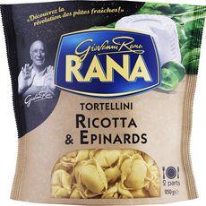 Giovanni Rana RANA Tortellini ricotta et épinard