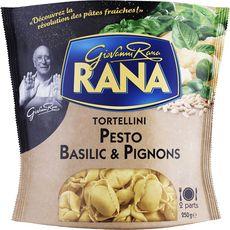 RANA Tortellini au pesto, basilic et pignons 2 portions 250g