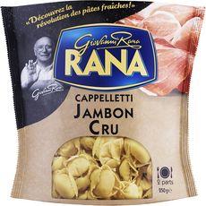 Giovanni Rana RANA Cappelletti au jambon cru