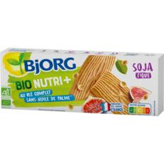BJORG Biscuits bio au soja et figue 240g