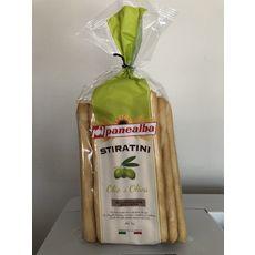 PANEALBA Gressins stiratini à l'huile d'olive 250g