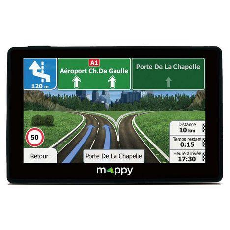MAPPY GPS - ITI E438 Gamme E-SY
