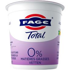 FAGE Yaourt grec 0% mg 1kg