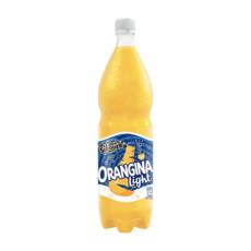 ORANGINA Boisson gazeuse light à la pulpe de fruit jaune 1,5l